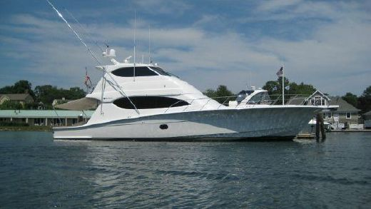 2007 Hatteras 68 Enclosed Bridge