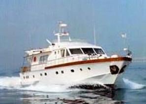 1980 Admiral 72 Fly
