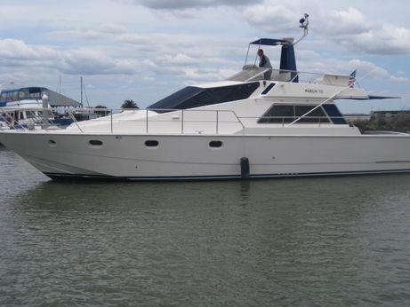 1986 Marchi motor yacht