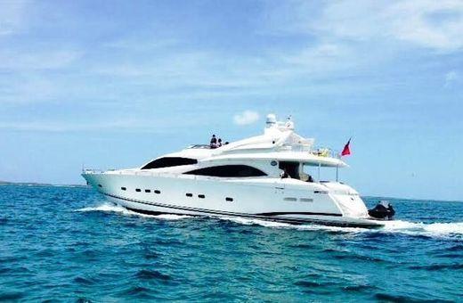 2003 Sunseeker Motor Yacht