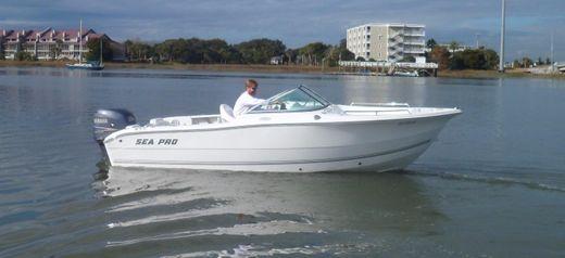 2006 Sea Pro 206 Dual Console