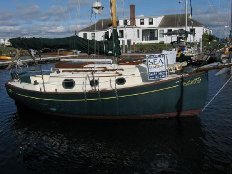 1982 Pacific Seacraft Flicka