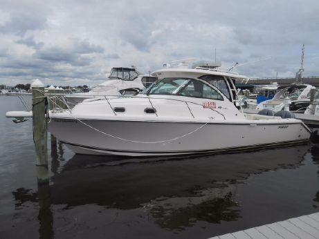 2012 Pursuit 345 Offshore