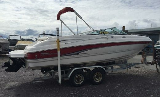 2003 Chaparral 210 SSi