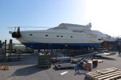 1996 Ferretti Yachts 165 fly