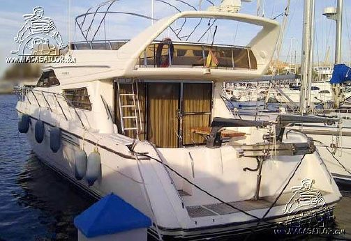 1995 Princess 58 Flybridge