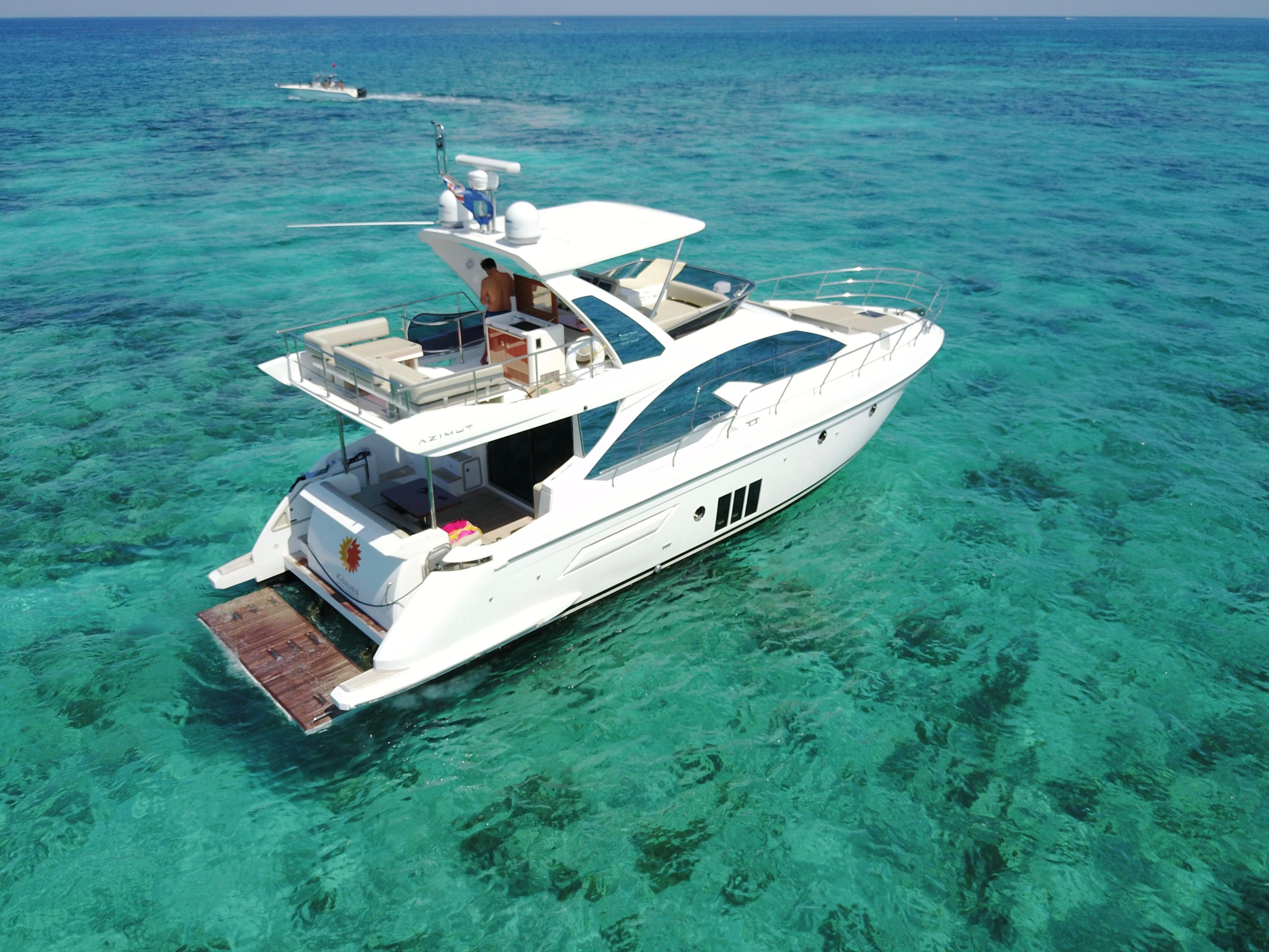 2017 Azimut 50 Flybridge Power Boat For Sale - www ...