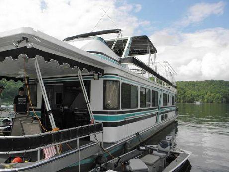 1991 Sumerset 16x72 Houseboat