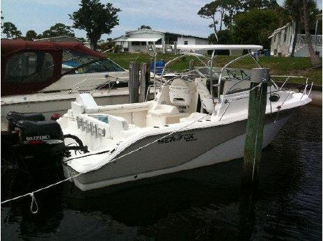 2007 Sea Fox 256 WA PRO SERIES