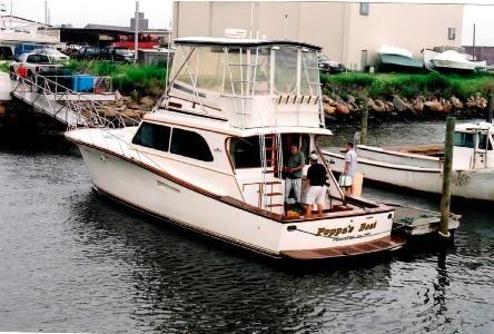 1983 Egg Harbor Convertible