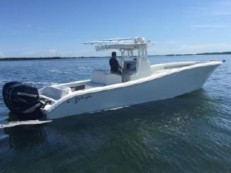 2012 Yellowfin 36 Offshore