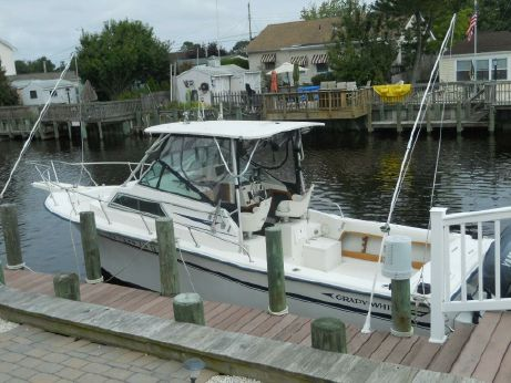 1989 Grady White 255 Sailfish Repowered