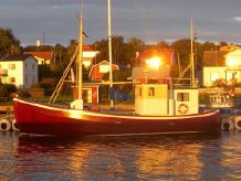 1936 Classic Wooden Trawler