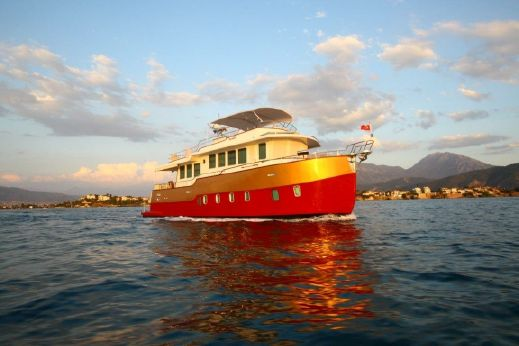 2015 Custom Built Trawler 55