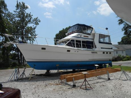 1989 Golden Star 42 Sundeck MY