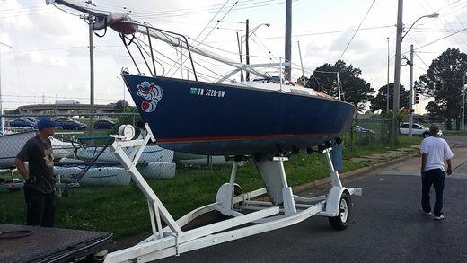 1984 J Boats J/22