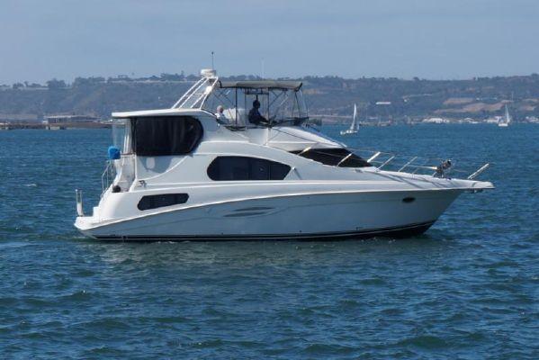 2004 Silverton 39 Motor Yacht Power Boat For Sale Www