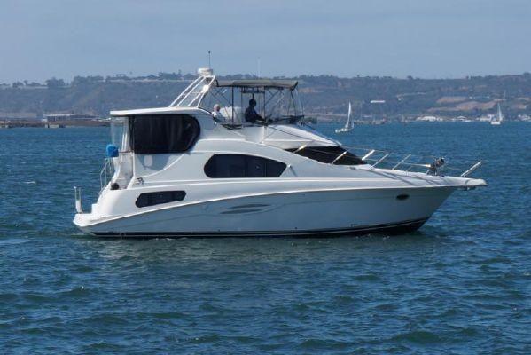 2004 silverton 39 motor yacht power boat for sale www for Worldwide motors san diego ca