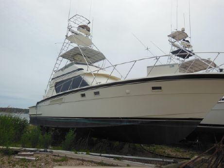1988 Hatteras - Try $75k Convertible