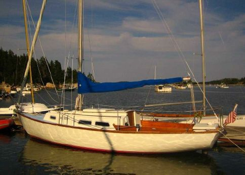 1974 Cape Dory Sloop