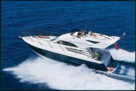 1998 Fairline Phantom 38