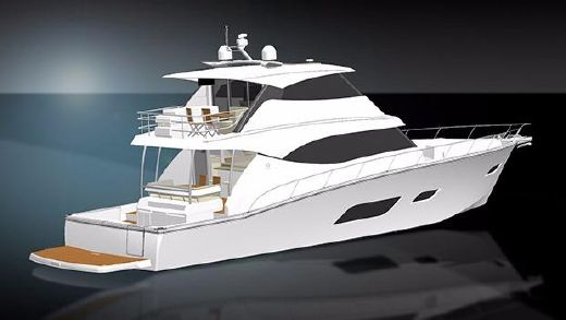 2016 Riviera 67 Sports Motor Yacht