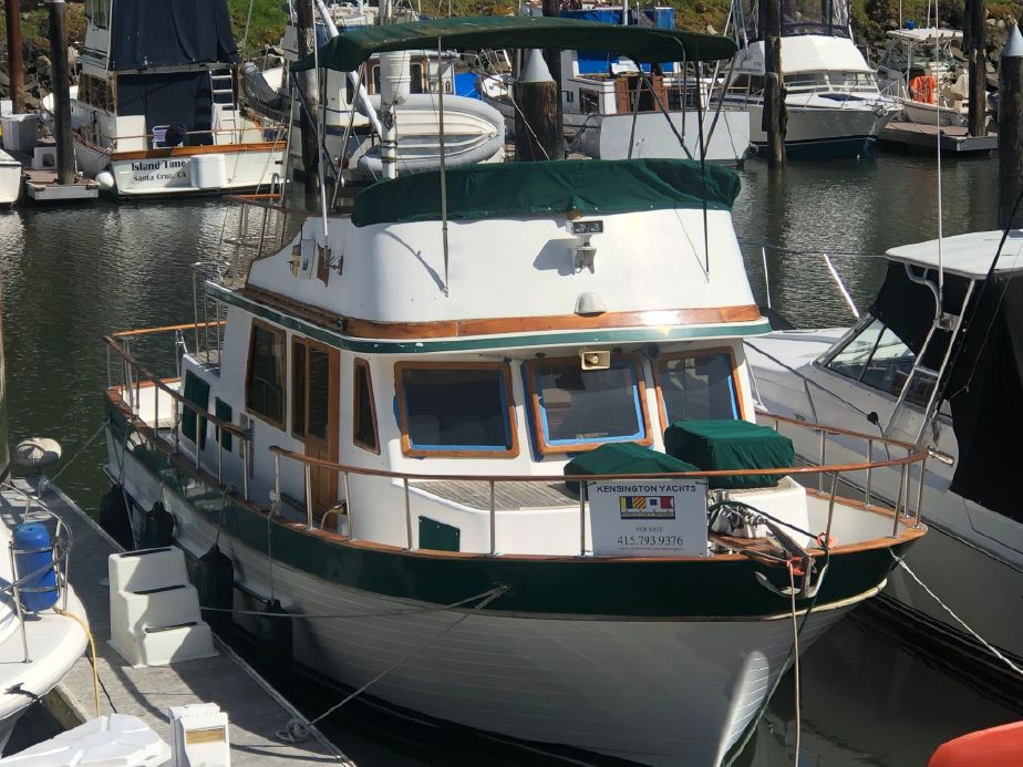 1980 chb heritage trawler