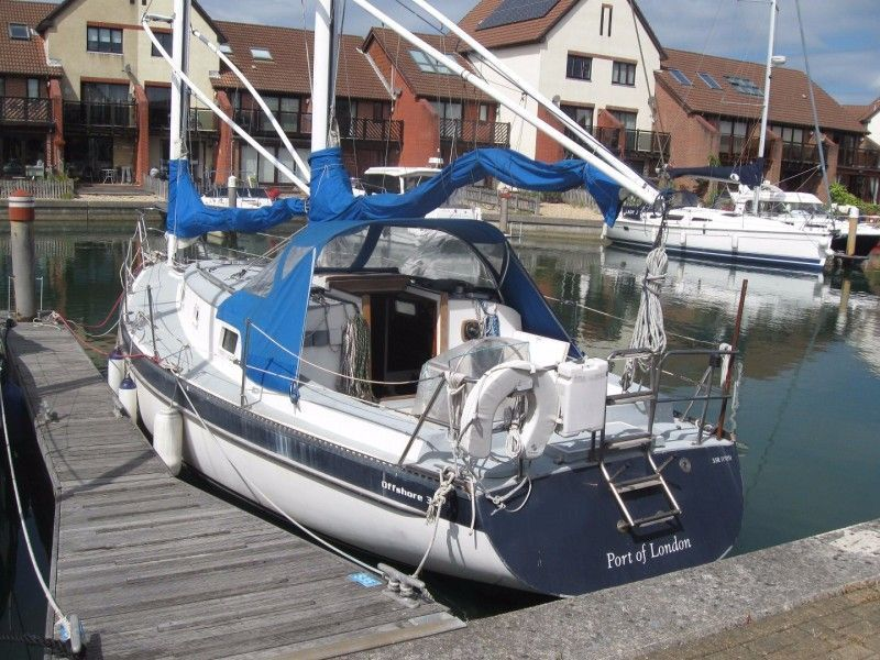 Offshore  Cat Ketch For Sale