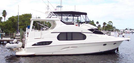 2003 Silverton 43 Aft Cabin Motor Yacht