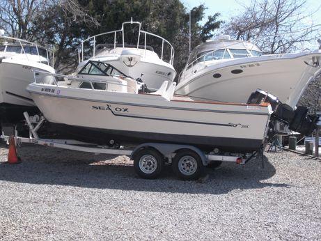 1985 Sea Ox 200 Walk Around