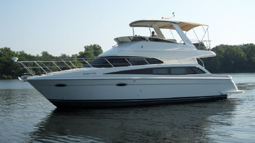 2009 Carver Yachts 43 SS