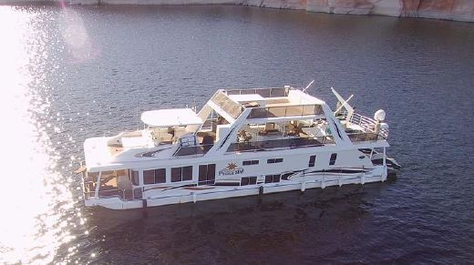 2011 Stardust Cruisers Prodigal Sun CUSTOM HOUSEBOAT