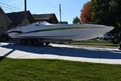 1996 Wellcraft 38 Scarab