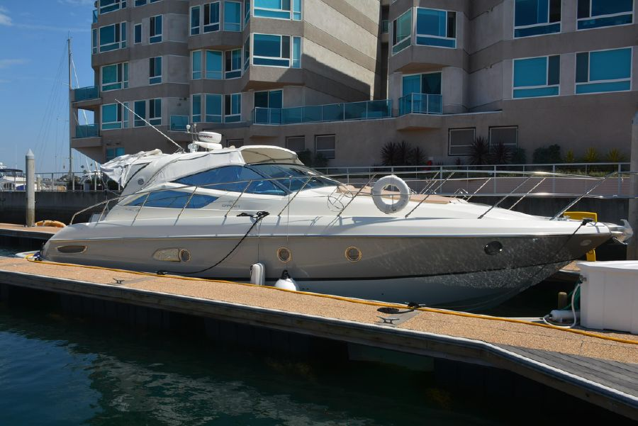 Cranchi 43 Mediterranee Open Express Cruiser Yacht for sale in Los Angeles