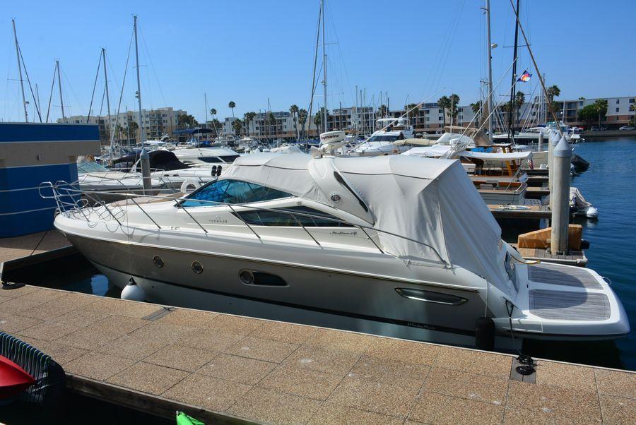 Cranchi 43 Mediteranee Yacht for sale in Marina Del Rey CA