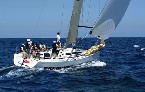 2001 Sydney 38 Yacht
