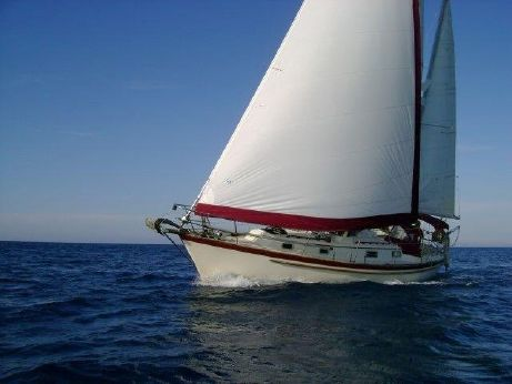 1981 Pearson 37ft Ketch