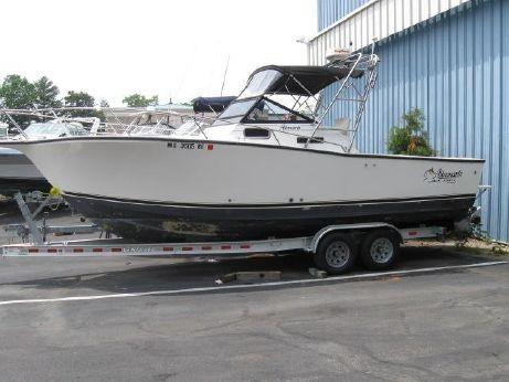 1993 Albemarle 265 Express Fisherman