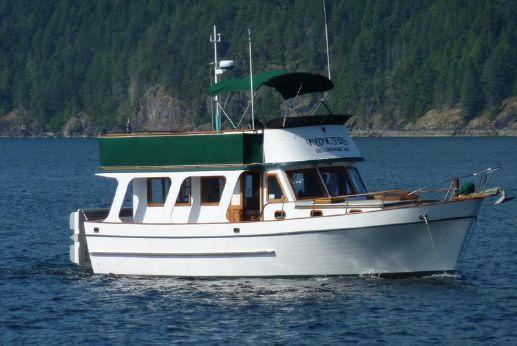 1977 Puget Trawler Europa