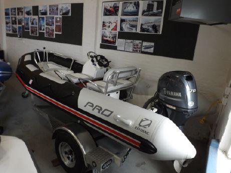 2017 Zodiac Rib Bayrunner 500 Pro Touring