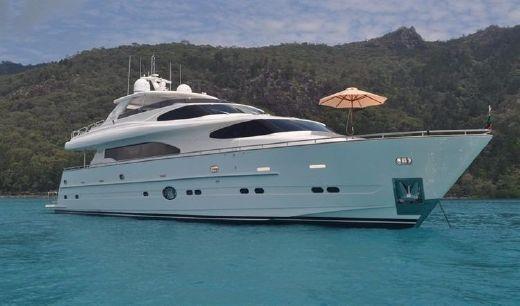 2011 Horizon 97 RP Motor Yacht