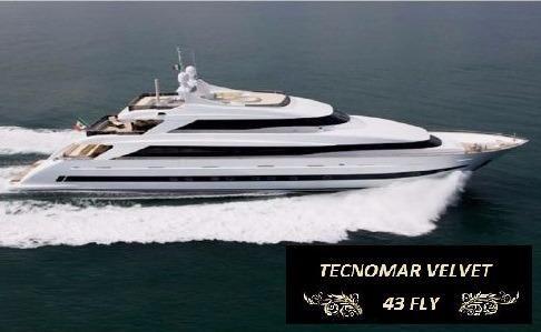 2009 Tecnomar VELVET 43 FLY