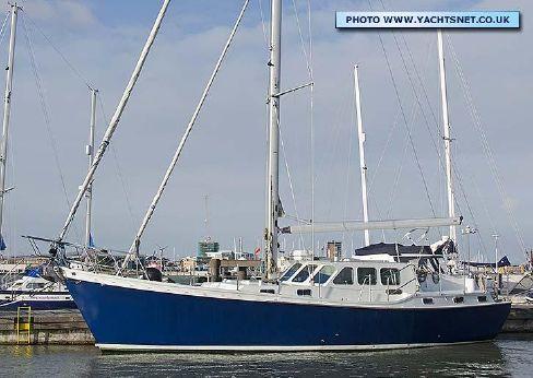 2003 Falmouth Bay steel motor-sailer