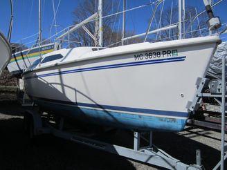 1995 Catalina 250