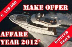 2011 Jeanneau Prestige 400 Fly - 2012