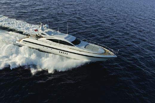 2010 Overmarine Group Mangusta 92