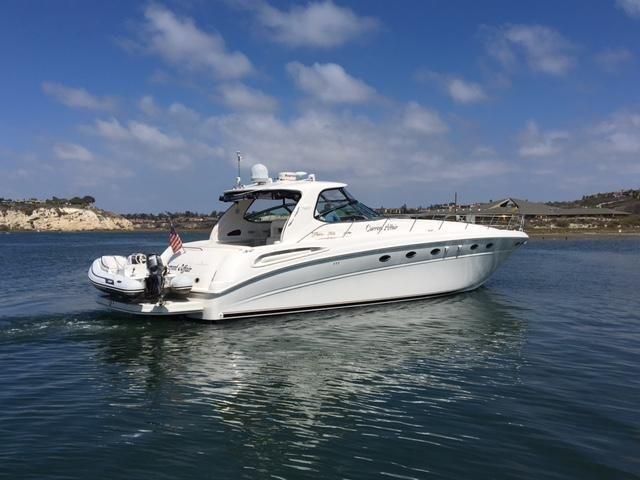 2000 Sea Ray 510 Sundancer for sale in Newport Dunes Marina