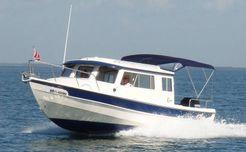 2006 C-Dory 25 Cruiser