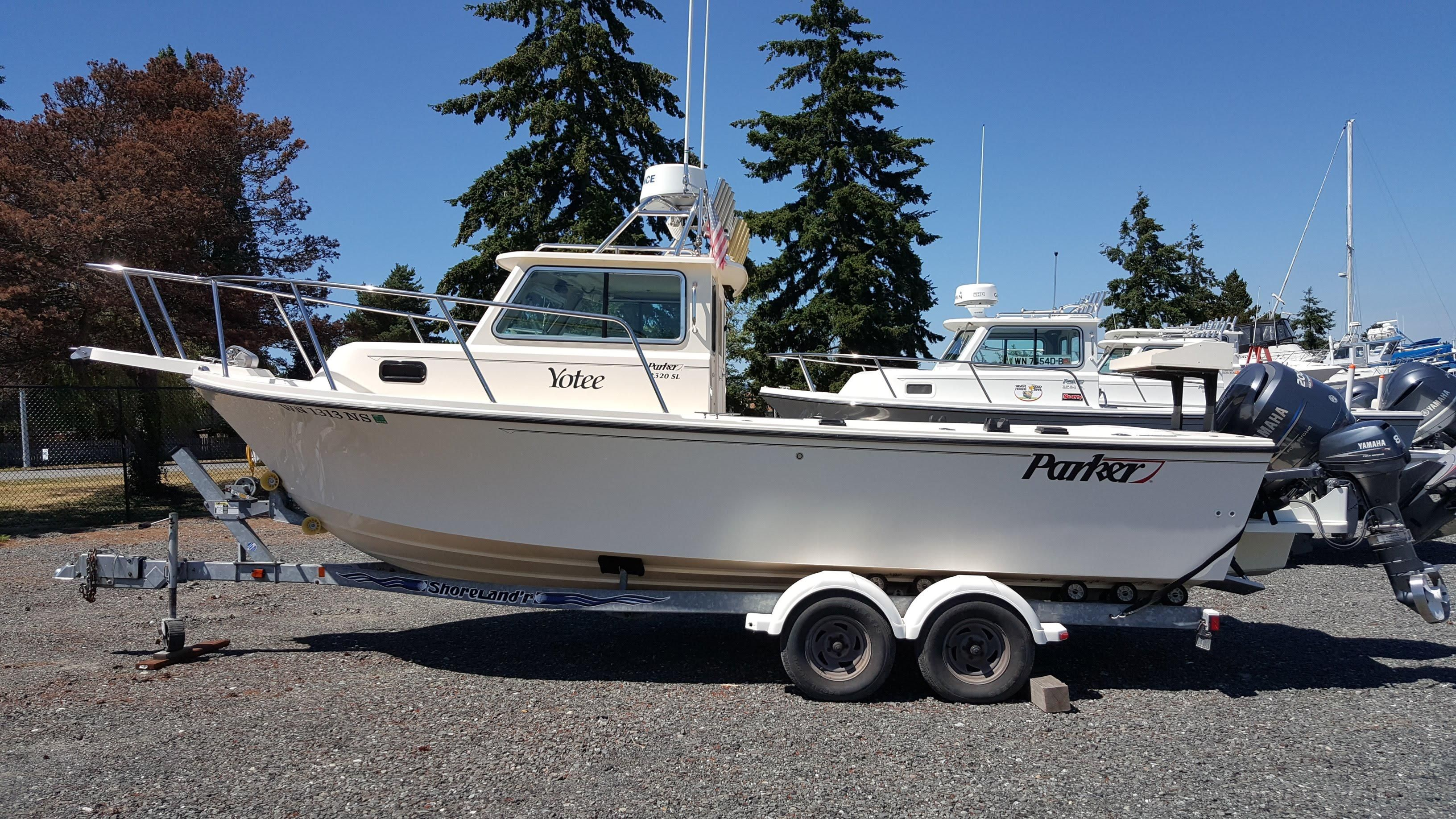 2005 Parker 2320 Sl Sport Cabin Power Boat For Sale Marine Fuel Filter