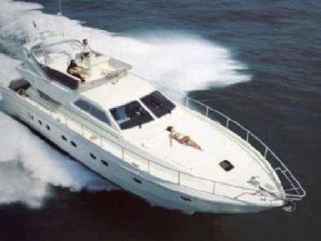1995 Ferretti Yachts 58